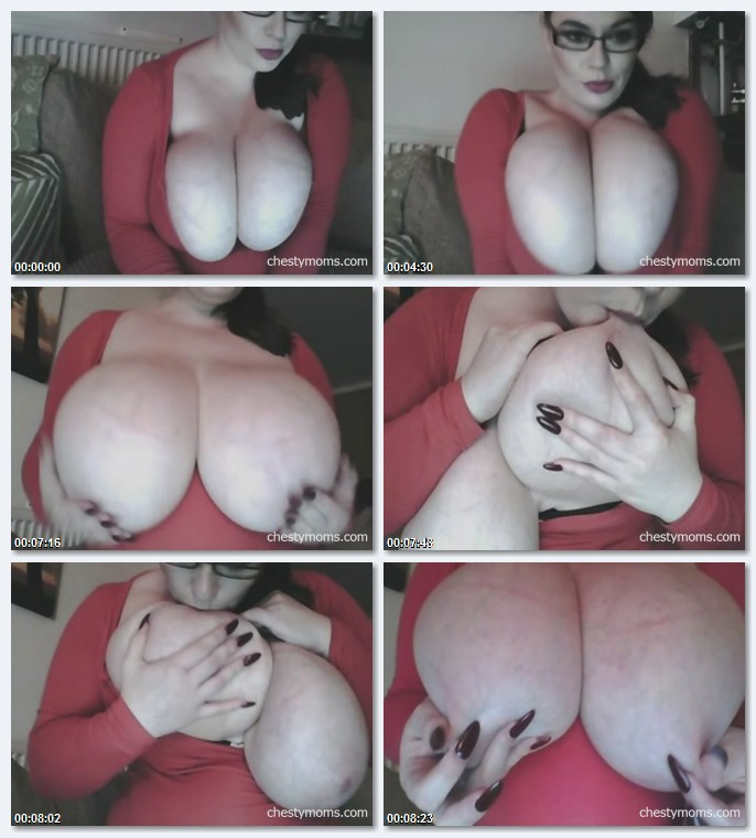 British Mega Tits 95
